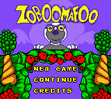Zoboomafoo Playtime In Zobooland GBC ROM