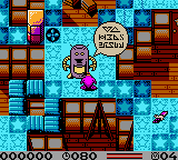 Tiny Toon Adventures Dizzy's Candy Quest rom gbc