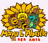 Maya the Bee Her Friends GBC ROM
