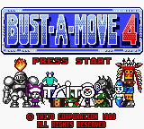 Bust-A-Move 4 GBC ROM